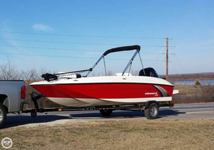 Used Bayliner 18 ELEMENT XL FISH AND SKI Bowrider Boat For Sale