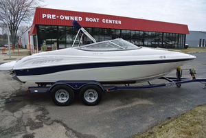 Used Ebbtide 224 SE Bowrider Boat For Sale