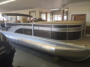 New Bennington 22 SSRX Pontoon Boat For Sale