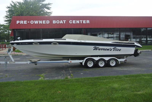Used Bandit 3200 Cuddy Cabin Boat For Sale
