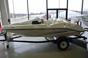 New Scarab 165 Ghost Jet Boat For Sale