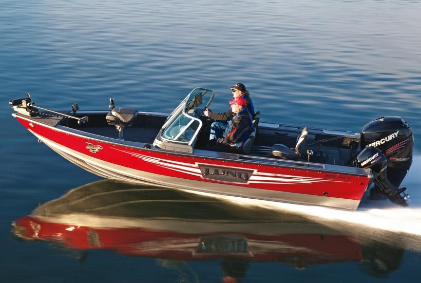 2016 new lund 2075 pro v aluminum fishing boat for sale for Walleye fishing boats for sale
