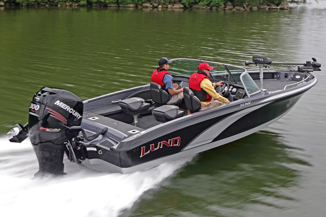 2016 new lund 202 pro v gl freshwater fishing boat for for New fishing boats