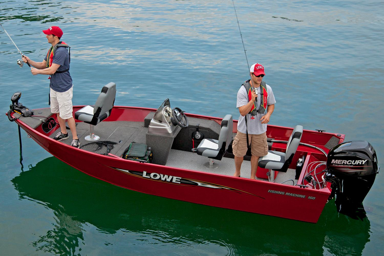 2016 new lowe fm 160 s aluminum fishing boat for sale for Fishing boats for sale in michigan
