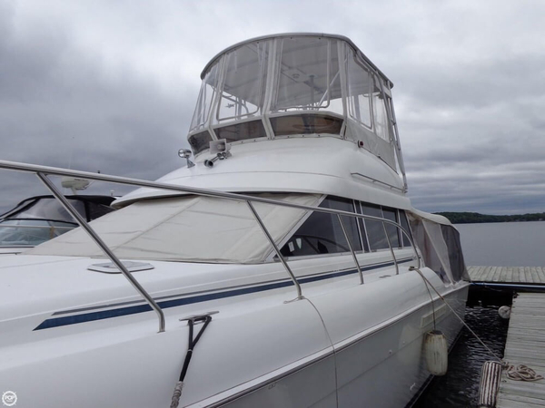 Used Silverton 41 Convertible Sports Fishing Boat For Sale
