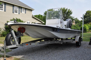 Used Shallow Sport Bahia 18 Bay Boat For Sale