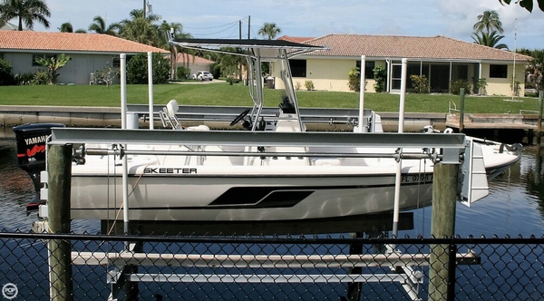 Used Skeeter ZX 2200 T Bay Boat For Sale