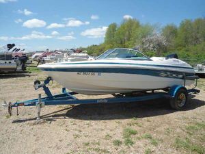 Used Smoker Craft V170 OB Runabout Boat For Sale