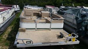 Used Monark Marine MONARK Aft Cabin Boat For Sale