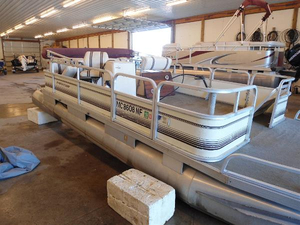 Used Riviera Cruiser Riviera Cruiser 20 ' Cruise Pontoon Boat For Sale