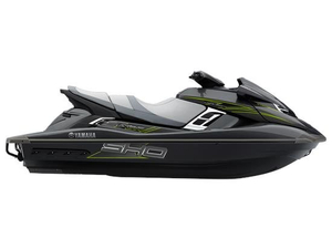 New Yamaha FX SHO Personal Watercraft For Sale
