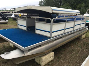 Used Playbuoy SCOTTY BOAT Aft Cabin Boat For Sale