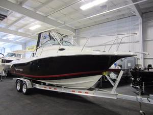 New Striper 2601 WA Walkaround Fishing Boat For Sale