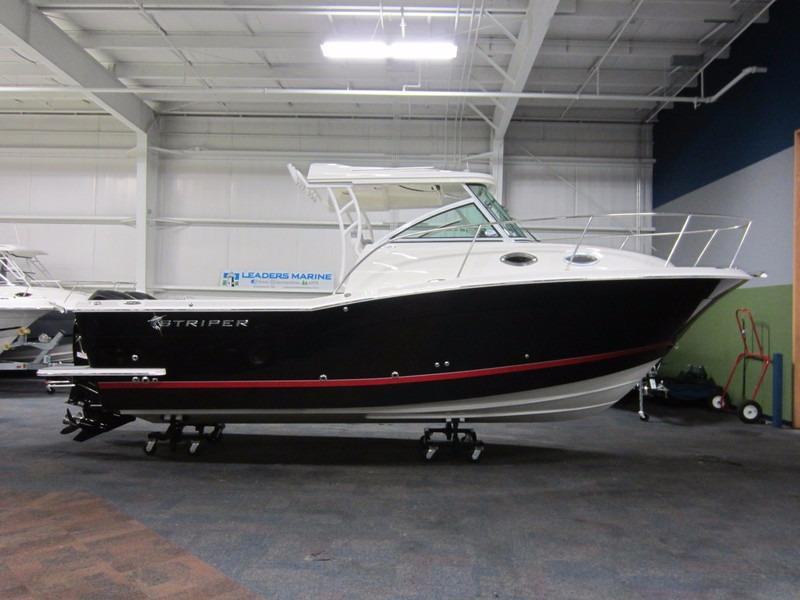 2016 new striper 270 wa walkaround fishing boat for sale for Fishing boats for sale in michigan