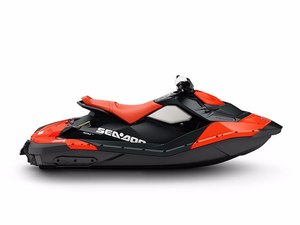 New Sea Doo Spark 2-Up Rotax 900 HO ACE iBR & Convenience Pkg Plus Personal Watercraft For Sale