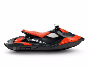 New Sea Doo Spark 3-Up Rotax 900 HO ACE iBR & Convenience Pkg Plus Personal Watercraft For Sale