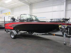 New Larson FX 1850 DC Dual Console Boat For Sale