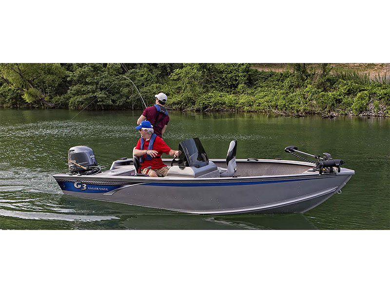 2015 new g3 boats angler v167 t freshwater fishing boat for Fishing boats for sale in michigan