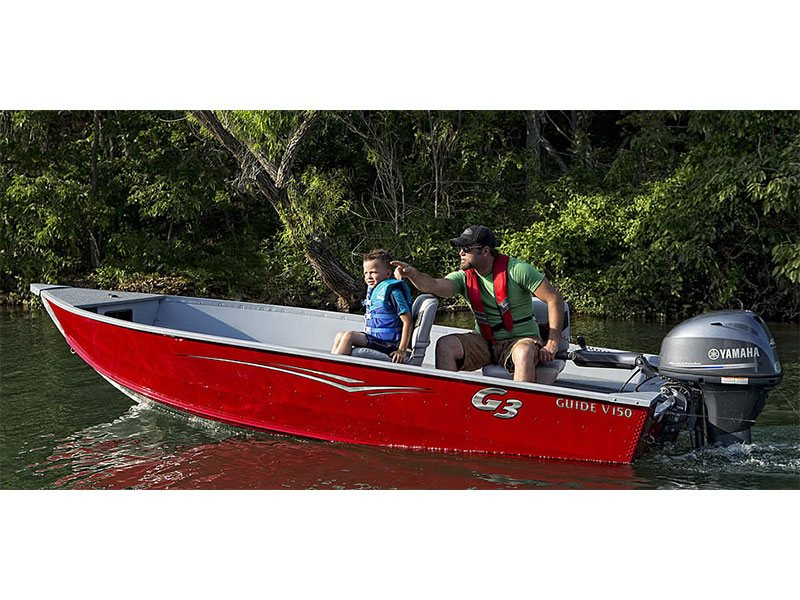 2015 new g3 boats guide v150 t freshwater fishing boat for for G3 fishing boats