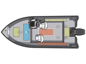 New Starcraft Marine Stealth 166 SC Freshwater Fishing Boat For Sale