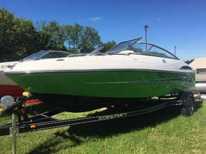 New Starcraft Marine Limited IO 1918 RE IO Runabout Boat For Sale
