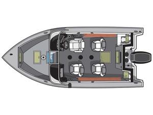 New Starcraft Marine Fishmaster 196 Freshwater Fishing Boat For Sale