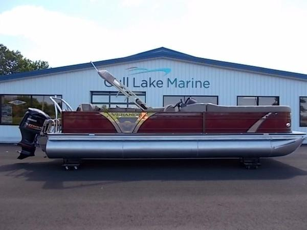 New Veranda Pontoon Boat For Sale