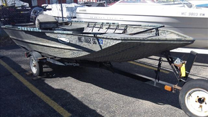 Used Mirrorcraft 01-14JON Other Boat For Sale