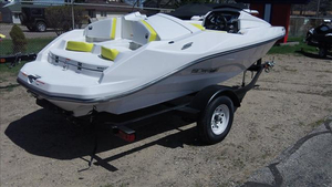 New Scarab 165 Jet Boat For Sale