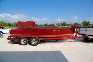 Used Chris Craft 19 Barrel Back Antique and Classic Boat For Sale