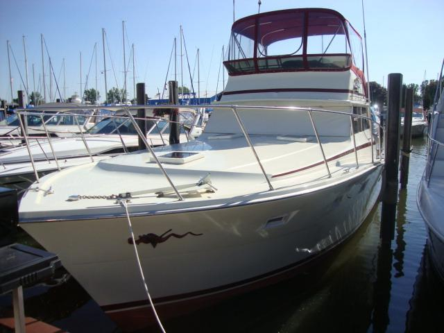 40 trawler sedan for sale