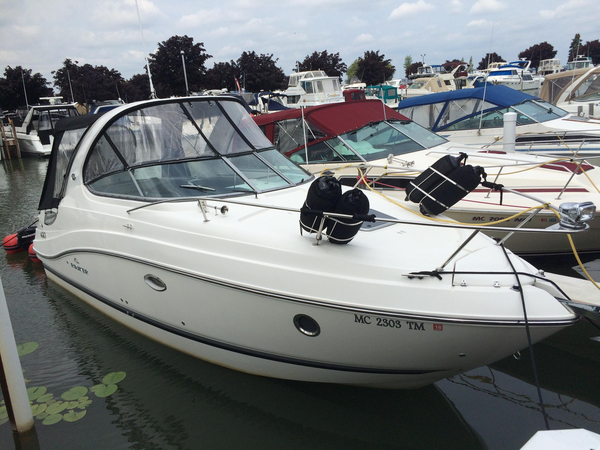 Used Rinker 290 Express Cruiser290 Express Cruiser Boat For Sale