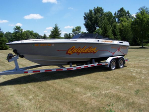 Used Sunsation 24 Rocket (Custom Power!) High Performance Boat For Sale