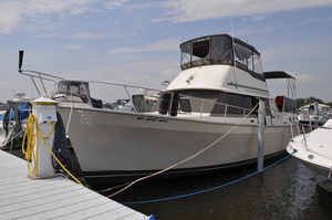 Used Mainship 40 Nantucket (Double Cabin)40 Nantucket (Double Cabin) Flybridge Boat For Sale