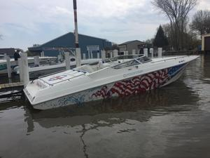 Used Fountain 29 Fever High Performance Boat For Sale