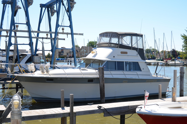 Used Silverton 37 Convertible37 Convertible Fishing Boat For Sale