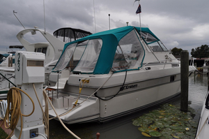 Used Cruisers 3370 Esprit Cruiser Boat For Sale