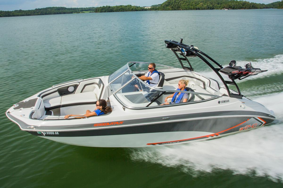 2015 new yamaha ar240 ho bowrider boat for sale 50 799 for Yamaha motor boats for sale