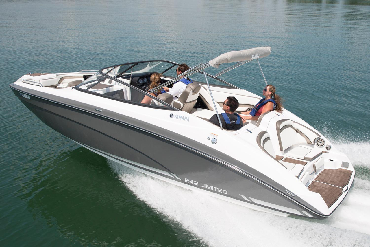 2016 new yamaha 242 limited bowrider boat for sale for Yamaha 242 for sale