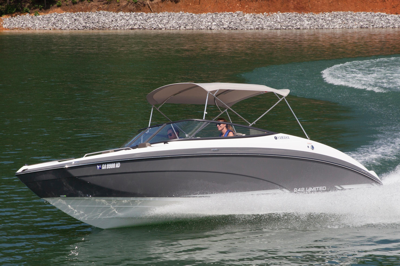 2016 new yamaha 242 limited bowrider boat for sale for Yamaha 24 boat