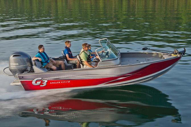 2015 new g3 angler v192 sf aluminum fishing boat for sale for G3 fishing boats