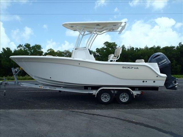 New Sea Fox COMMANDER Center Console Fishing Boat For Sale