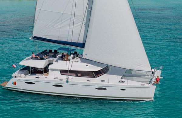 New Fountaine Pajot Victoria 67 Catamaran Sailboat For Sale