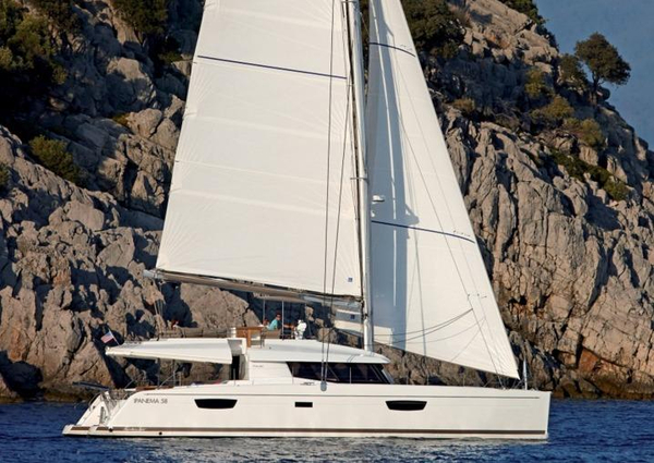 New Fountaine Pajot Ipanema 58 Catamaran Sailboat For Sale