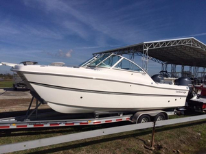 New Carolina Cat 23DC Dual Console Boat For Sale