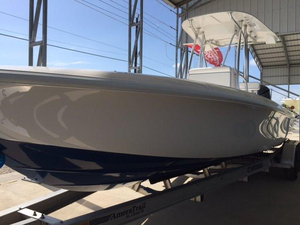 New Contender 25 Bay Boat For Sale