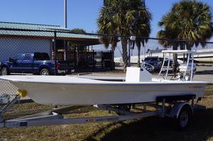 New Mitzi Skiffs 17' Flats Fishing Boat For Sale