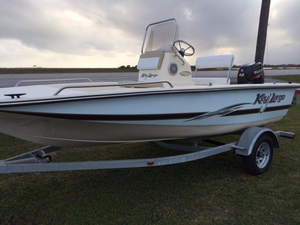 New Key Largo 168 Bay Boat For Sale
