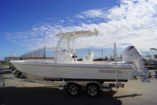 New Everglades 243 Center Console Center Console Fishing Boat For Sale