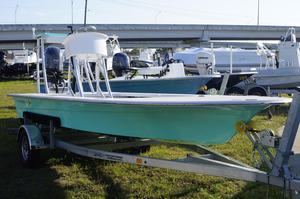 New Mitzi Skiffs 17 Tournament Texas Tower Flats Fishing Boat For Sale